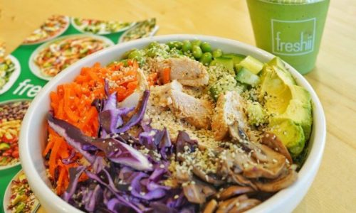 Healthy Eats for Spring @ Currents Of Windermere